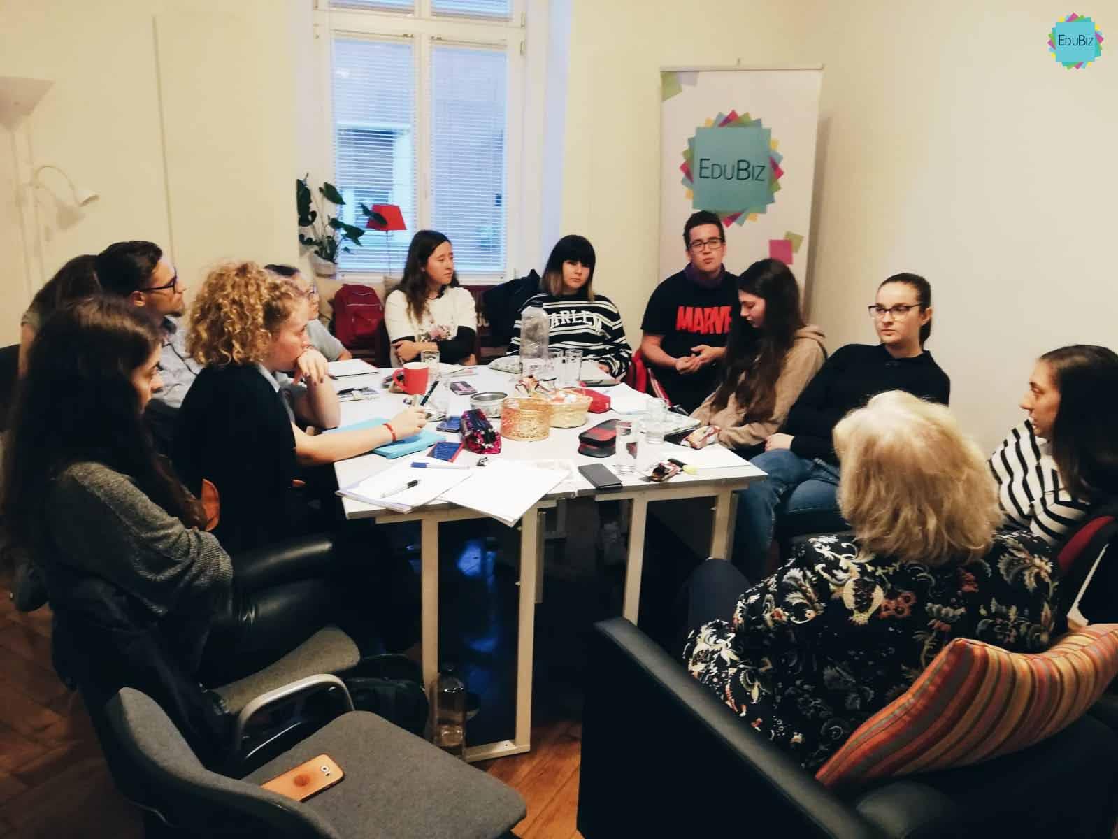 Workshop cu Daniela – directoarea hotelului DoubleTree by Hilton Oradea