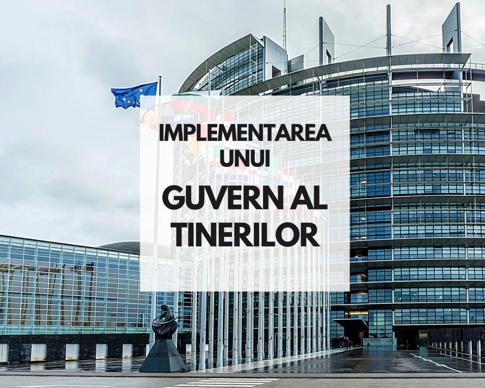 Implementarea unui guvern al tinerilor- - Cristian Terheș susține EduBiz